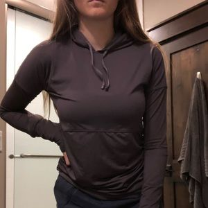 Fabletics Long Sleeve with hoodie